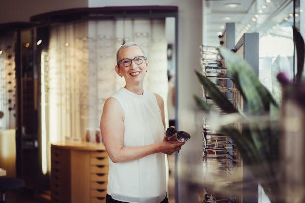 Visagistin in Köln für Business Makeup & Hairstyling ©Ekaterina